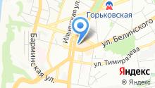 All street на карте