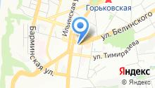 Технополис-НГТУ на карте