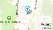 Втордеталь на карте