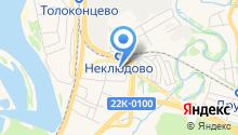 Основная школа №20 на карте