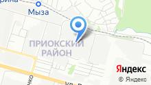 АвтоМаркет52.ру на карте
