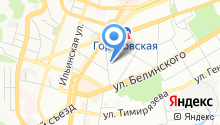 Belinka на карте