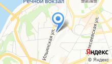Courtyard by Marriott Nizhny Novgorod City Center на карте