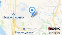 Магазин войлочной продукции на карте