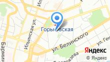 Центр делового сотрудничества на карте