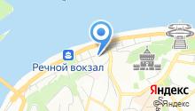DIANA на карте
