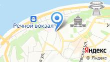 Butterfly pole dance studio на карте