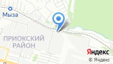 AMS на карте