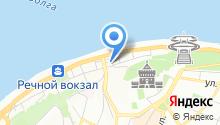BasePrint на карте
