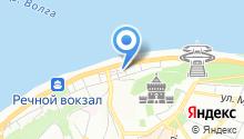 CSoft НН на карте