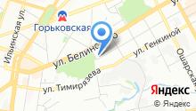 Bq на карте
