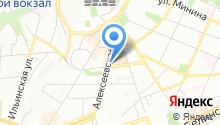 Cleverteam на карте