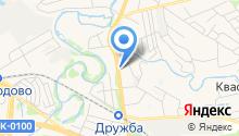 Артель строителей на карте
