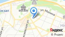 DaoSPA на карте