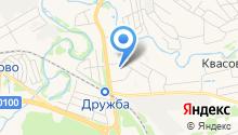 Церковь в честь Воскресения Христова на карте