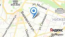 Barbershop на карте