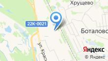 Приволжский поисково-спасательный отряд МЧС России на карте