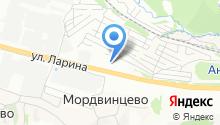 Тойота Центр Нижний Новгород ЮГ на карте
