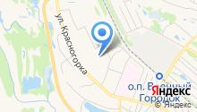 Торговый дом Красногорский на карте