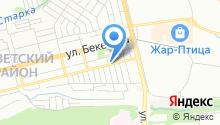 COMEC ИНТЕРНЕШНЛ СНГ на карте