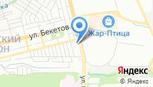 1-я сервисная компания на карте