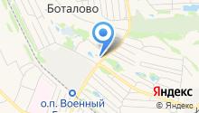 Автокомплекс на Ямской на карте