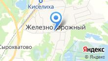 Бор Фармация, ЗАО на карте