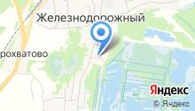 Основная школа №19 на карте