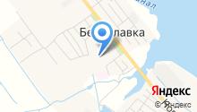 Волго-Дон, ПО на карте