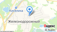 Экоторф на карте