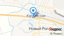 Новорогачинская детско-юношеская спортивная школа на карте