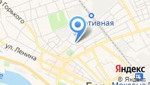 КапиталСтрой на карте