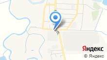 Новорогачинская детская школа искусств на карте