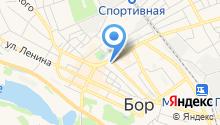 Церковь в честь Успения Пресвятой Богородицы на карте
