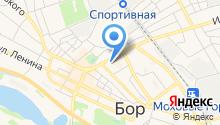 20 отряд ФПС по Нижегородской области на карте