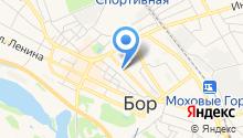 Студия красоты Натальи Кузнецовой на карте
