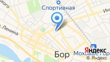 Дирес на карте
