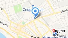 ТНС ЭНЕРГО НИЖНИЙ НОВГОРОД, ПАО на карте