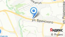 Джейкар на карте