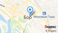 НКБ Радиотехбанк, ПАО на карте