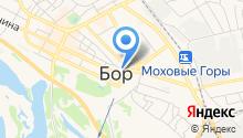 НКБ РАДИОТЕХБАНК на карте