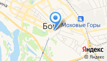 Борское Информационное Агентство на карте