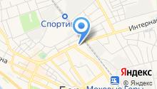 Стоматологическая поликлиника на карте