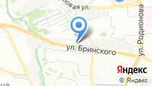 Автолига-Юг на карте
