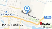 КЖИ на карте