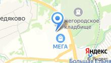 Musetti caffe на карте