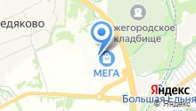 Atletpit.ru на карте