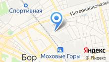МегаСервис-НН на карте