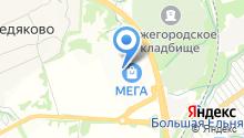Optima на карте