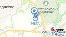 Интерактивный 5D-аттракцион на карте